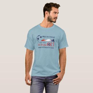 Futsal 615 ⚽ Middle Tennessee Futsal ⚽ T-Shirt