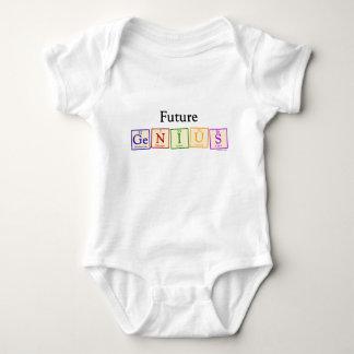 Futur bébé de génie t shirts