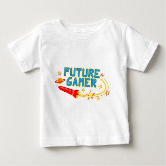 Futur Gamer T-shirt Pour Bébé