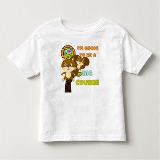 Futur grand cousin d'écureuils t-shirts