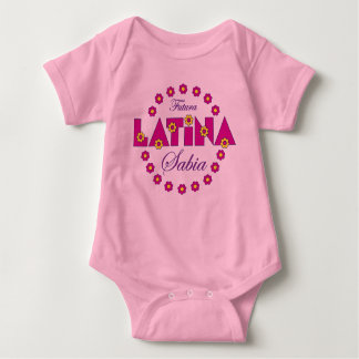 Futura Latina Sabia Baby Bodysuit