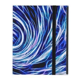 Future Abstract- iPad 2/3/4 Case with No Kickstand