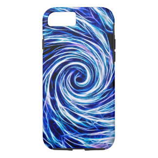 Future Abstract -Vivid BL- iPhone 7, Tough iPhone 7 Case