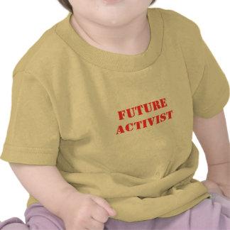 FUTURE ACTIVIST TSHIRTS