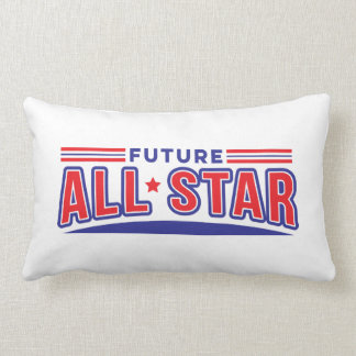Future All Star Throw Pillow