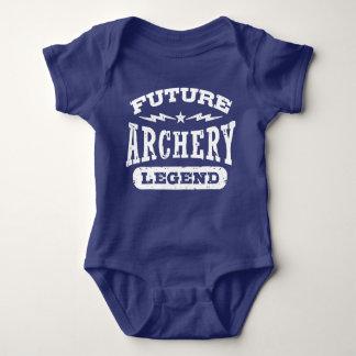 Future Archery Legend Baby Bodysuit
