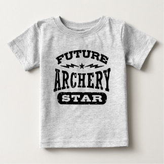 Future Archery Star Baby T-Shirt