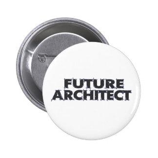Future Architect 2 Inch Round Button