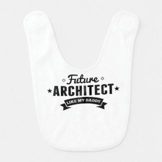 Future Architect Like My Daddy Bib