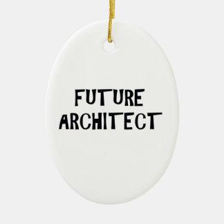 Future Architect Ornament