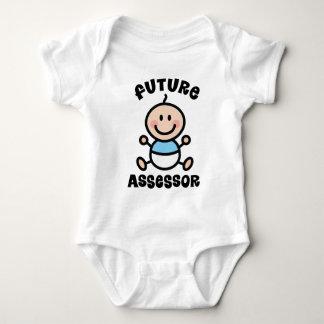 Future Assessor Baby Gift Baby Bodysuit