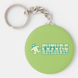 Future Astronaut Keychain