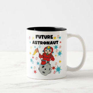 Future Astronaut Two-Tone Coffee Mug