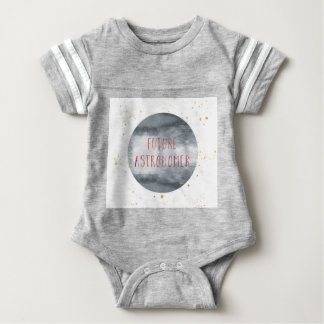 Future Astronomer Baby Jersey One Piece Baby Bodysuit