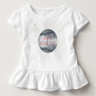 Future Astronomer Toddler Girl T Shirt