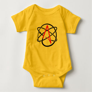 Future Atheist - Kids and Babies Baby Bodysuit