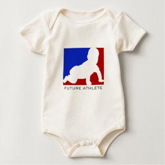 FUTURE ATHLETE BABY BODYSUIT