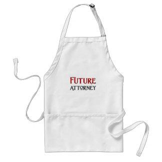 Future Attorney Standard Apron