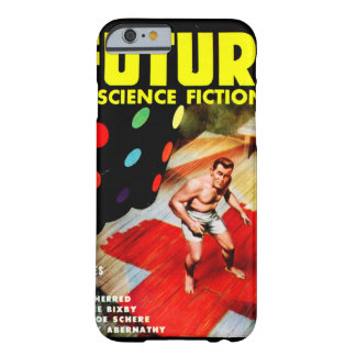 Future August 1954_Pulp Art Barely There iPhone 6 Case
