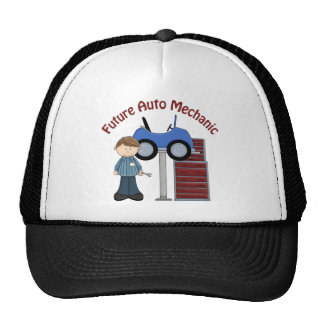 Future Auto Mechanic Gifts and Tees - Great Gift Hats