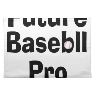 Future Baseball Pro Placemat