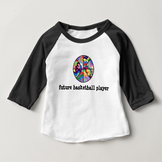 Future Basketball Player Childs Tee