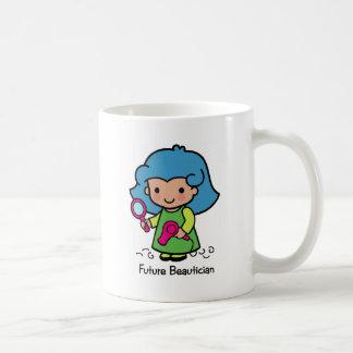Future Beautician Coffee Mugs