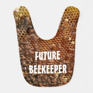 Future Beekeeper Baby Bib