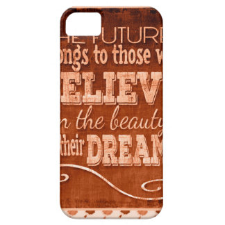 Future Belong, Believe in the Beauty Dreams, Orang iPhone 5 Cover