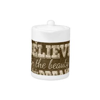 Future Belong, Believe in the Beauty Dreams, Sepia