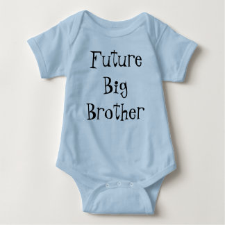 Future Big Brother Baby Bodysuit