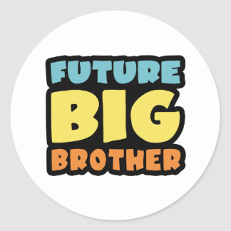 Future Big Brother Stickers