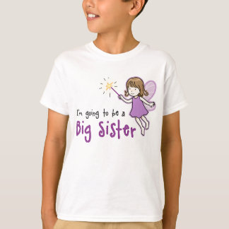 Future Big Sister Fairy T-Shirt