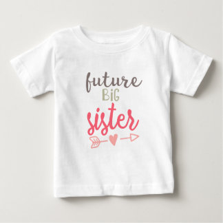 Future Big Sister Girls T-Shirt