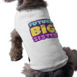 Future Big Sister Pet Tee