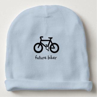 future biker baby beanie