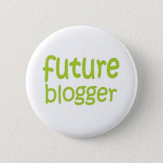 future blogger 2 inch round button
