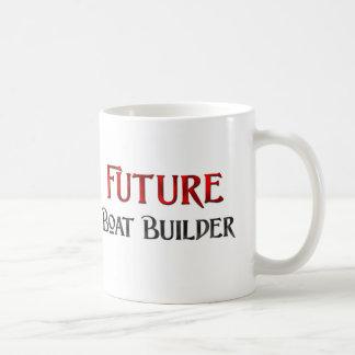 Future Boat Builder Mugs