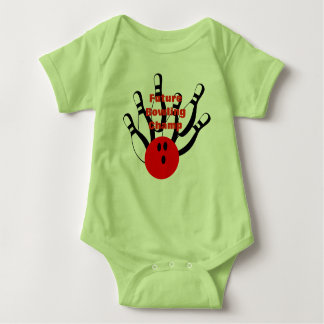 Future Bowling Champ Baby Bodysuit