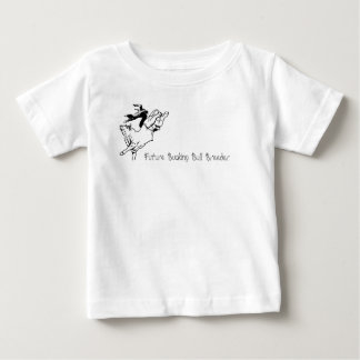 Future Bucking Bull Breeder Baby T-Shirt