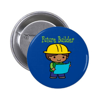 Future Builder 2 Inch Round Button