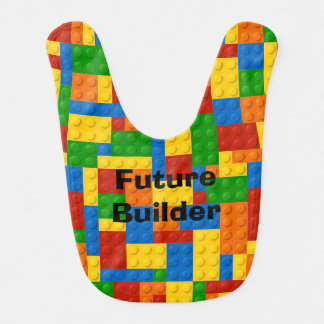 Future Builder - Baby Bib