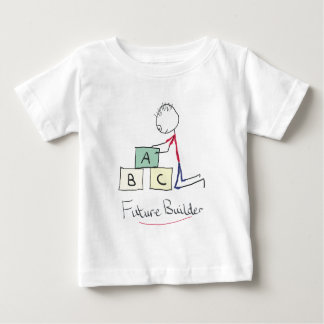Future Builder Baby T-Shirt