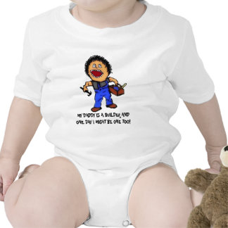 Future Builder Baby Tshirts