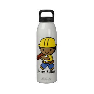 Future Builder Drinking Bottles