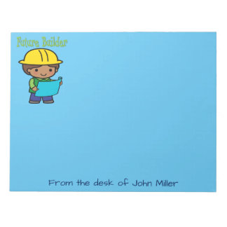 Future Builder Notepads