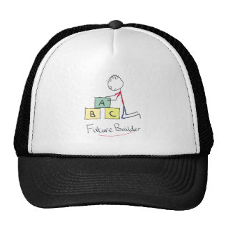 Future Builder Trucker Hat