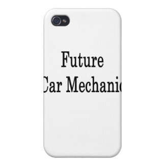 Future Car Mechanic Case For iPhone 4