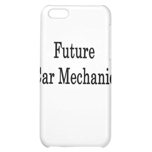 Future Car Mechanic iPhone 5C Case