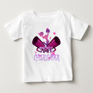 Future Cheerleader Baby T-Shirt